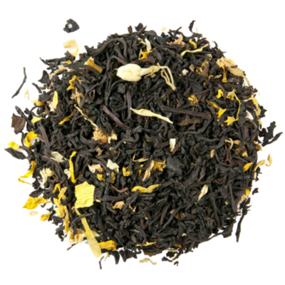 Vanilla Cream | Black Tea - 2 oz.