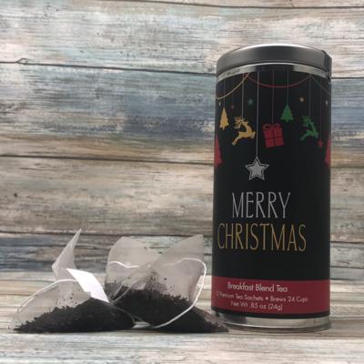 Occassion Tea Tin - Merry Christmas