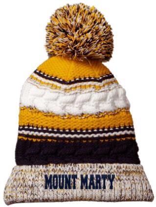CI Sport Pom Knit Hat