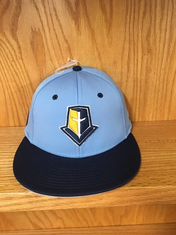 The Game Lancer Baseball Cap Powder Blue