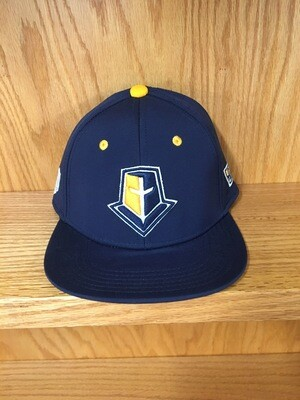 The Game Navy Baseball Hat