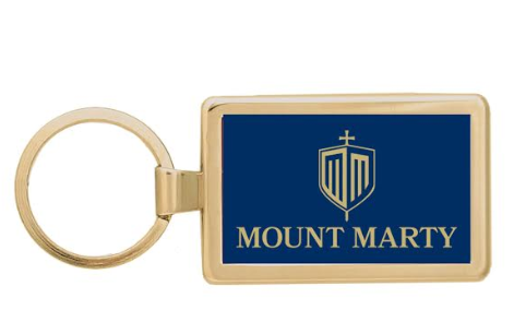 Mount Marty Shield key Tag