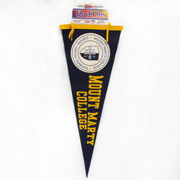 Mount Marty College Pennant