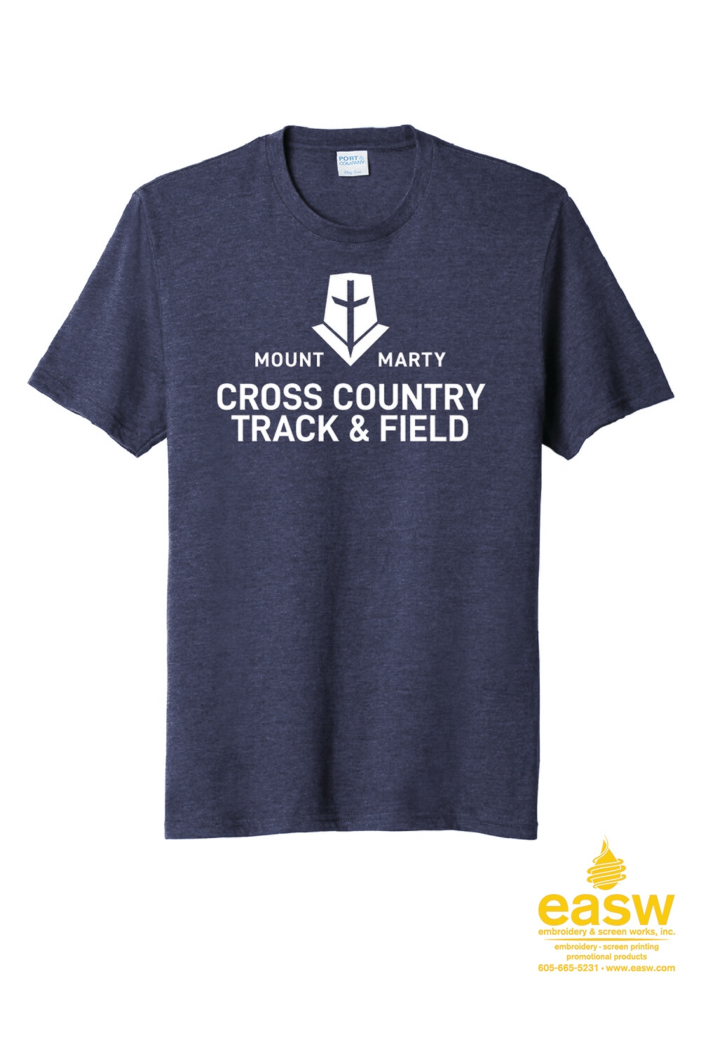 Cross Country Track & Field Tees