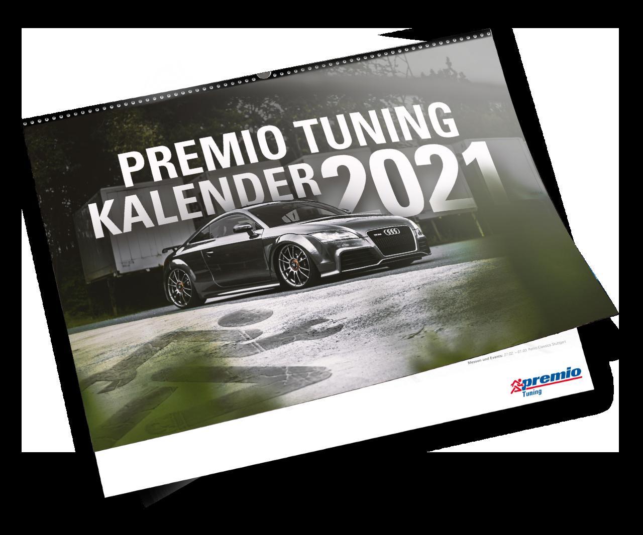 Premio Tuning Kalender 2021