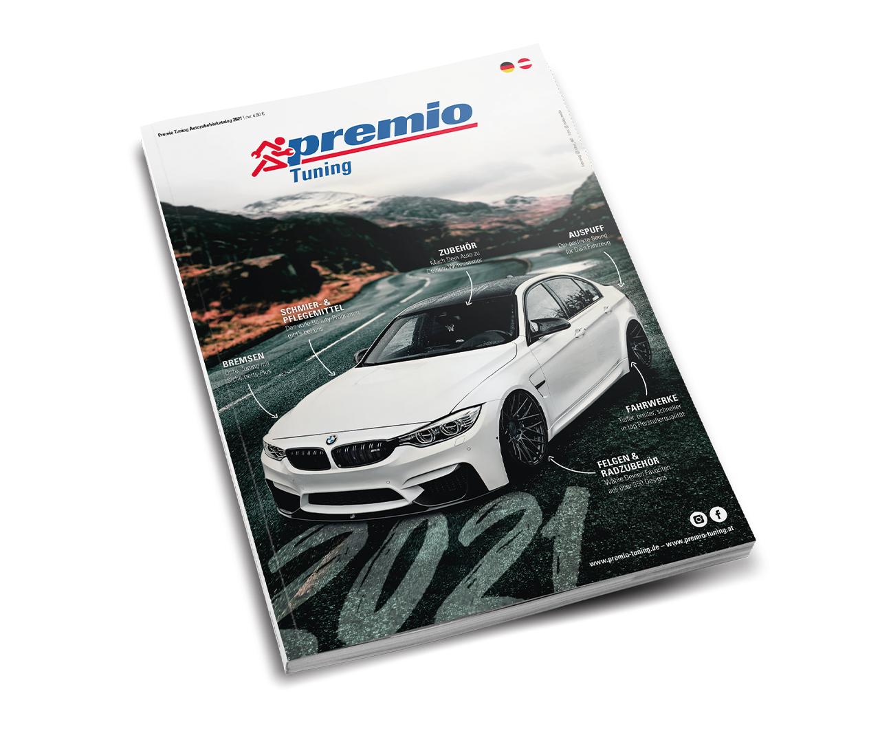 Premio Tuning Katalog 2021