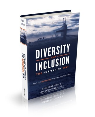 Diversity & Inclusion: The Submarine Way HARDCOVER