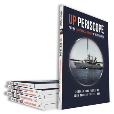 UP PERISCOPE, Putting Traditional Leadership in the Crosshairs HARDCOVER
