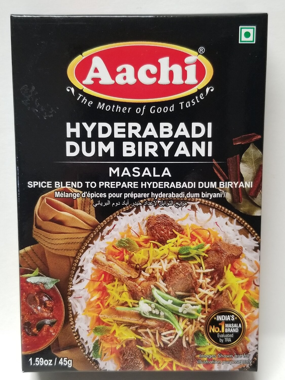 Aachi - Hydrabadi Dum Biryani  (45gr)