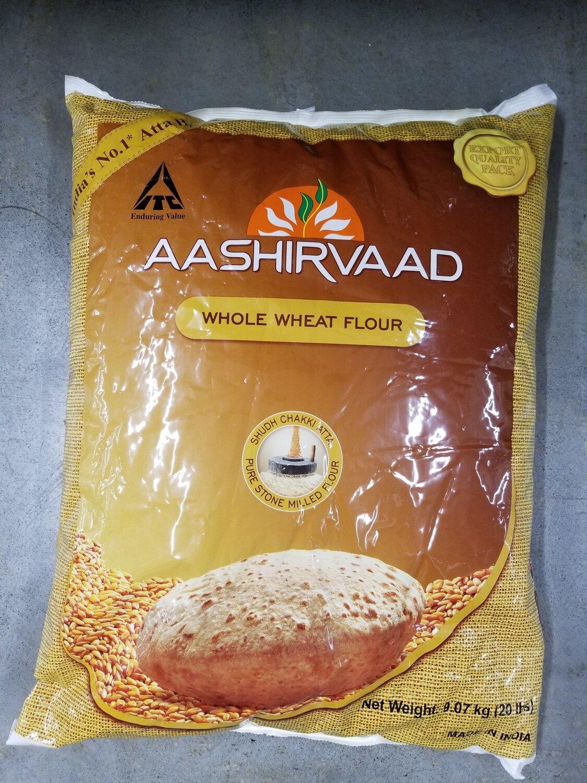 Aashirvaad - Atta Chakki (20lb)