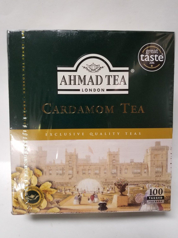 Ahmad - Cardamom Elaichi Tea Bags (100ct)