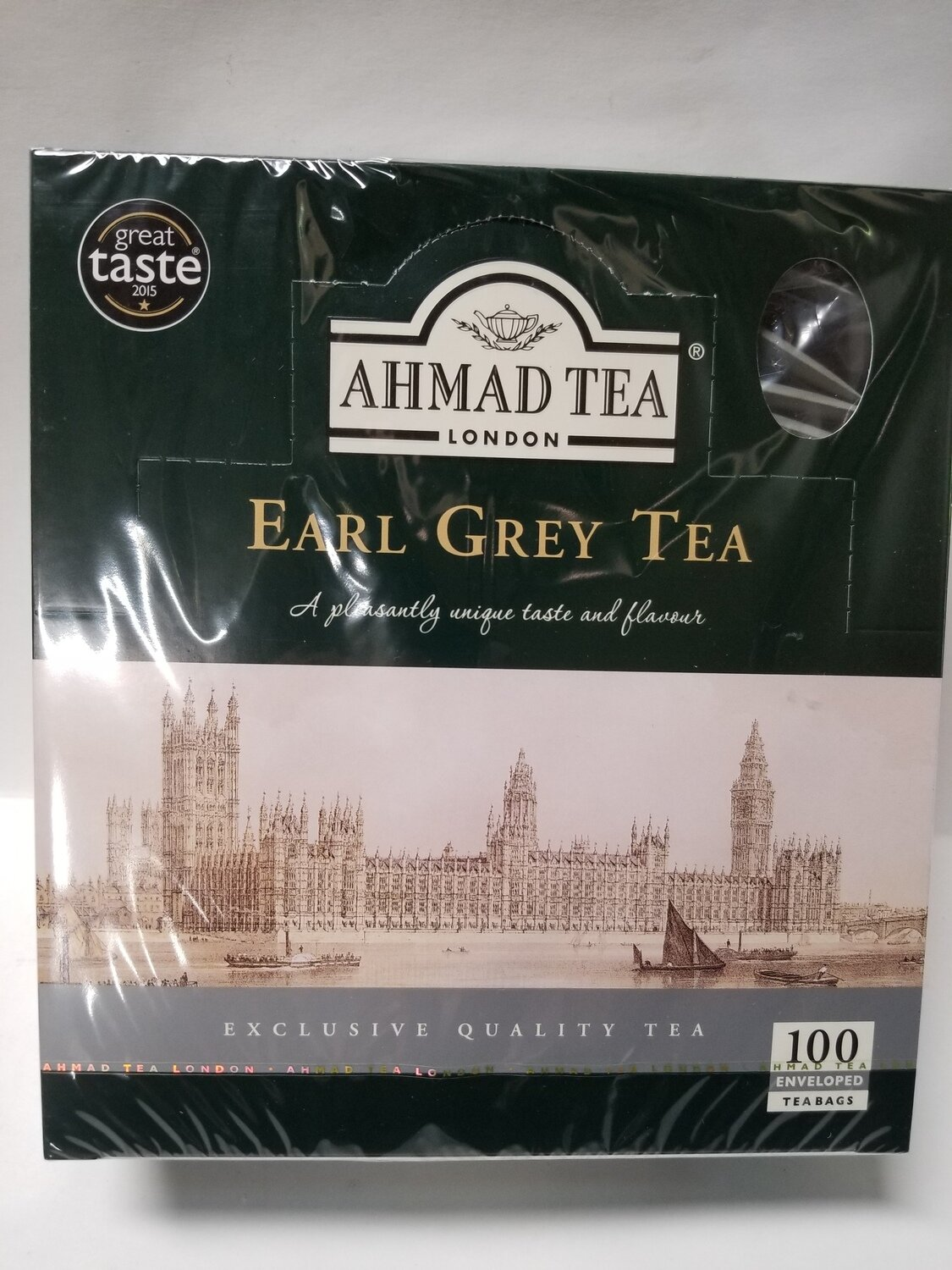 Ahmad - Earl Grey Tea Bag   (100ct)