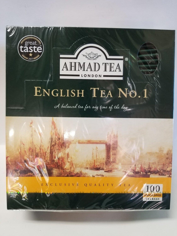 Ahmad - English Tea Bags   (100ct)