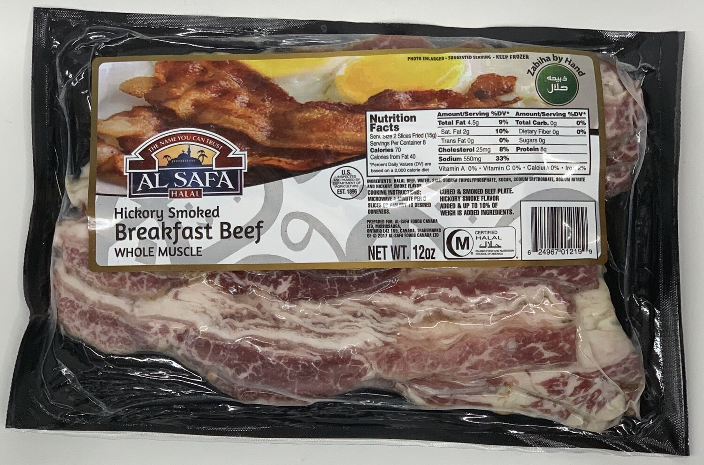 Al Safa - Hickory Smoked Breakfast Beef (12oz)