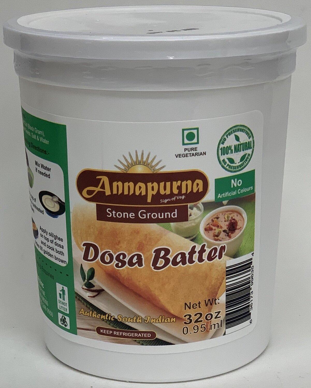 Annapurna - Dosa Batter (32oz)
