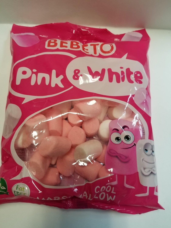 Bebeto - Marshmallow Pink and white (275gr)