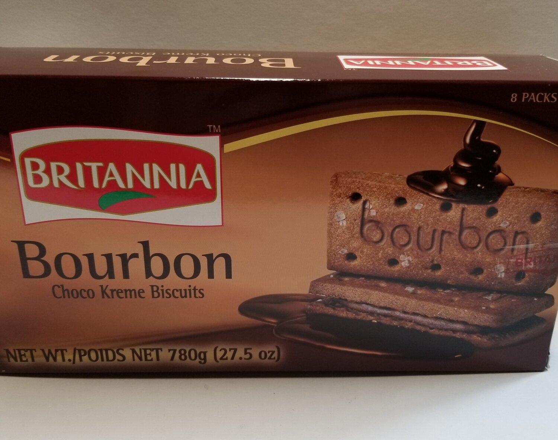 Britannia - Bourbon Chocolate Biscuit (780gr)