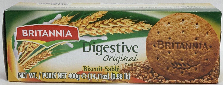 Britannia - Digestive Biscuit (400gr)