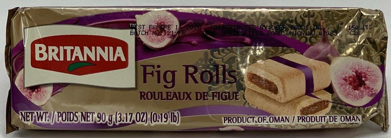 Britannia - Fig Rolls (90gr)