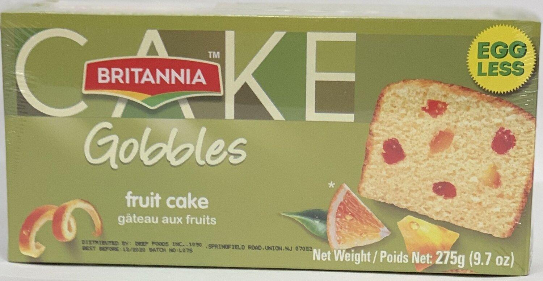 Britannia - Fruit Cake (250gr)