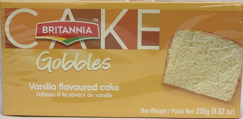 Britannia - Vanilla Cake (250gr)