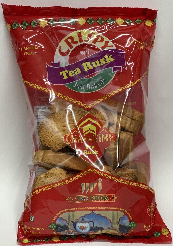 Crispy - Tea Rusk Regular Red (200gr)