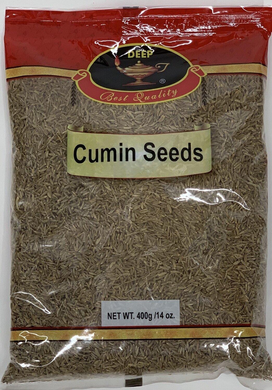 Deep Cumin Seeds (400gr)