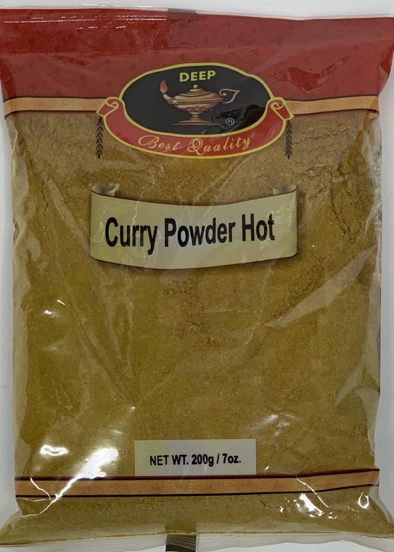 Curry Powder Ex Hot (200gr)