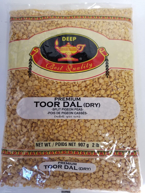 Deep - Toor Dal  (2lb)