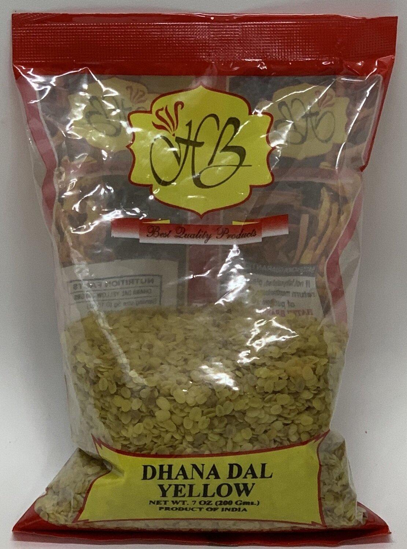 Dhana Dal Yellow (200gr)