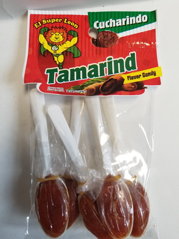 El Super Leon - Tamarind Candy Spoon (56g)