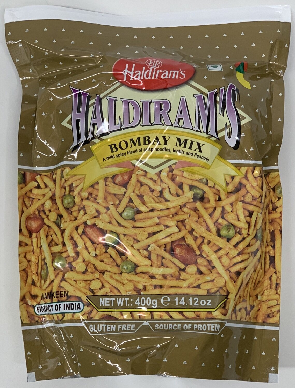 Haldiram - Bombay Mixture (400gr)