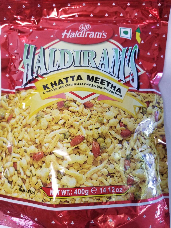 Haldiram - Khatta Meetha  (400gr)