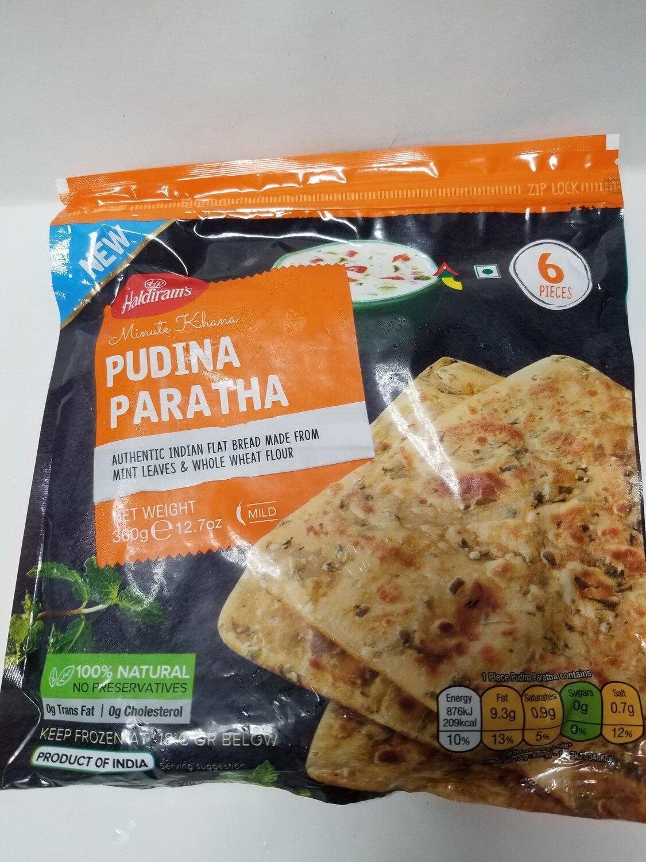 Haldiram - Pudina Paratha (400gr)