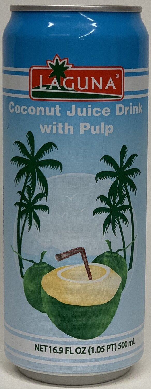 Laguna - Coconut Drink With Pulp (500ml)