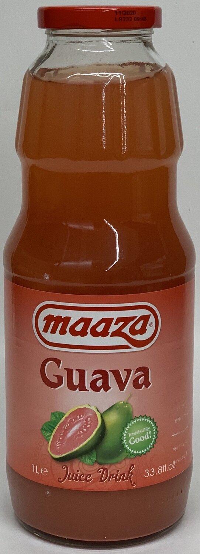 Maaza - Guava Bottle (1lt)