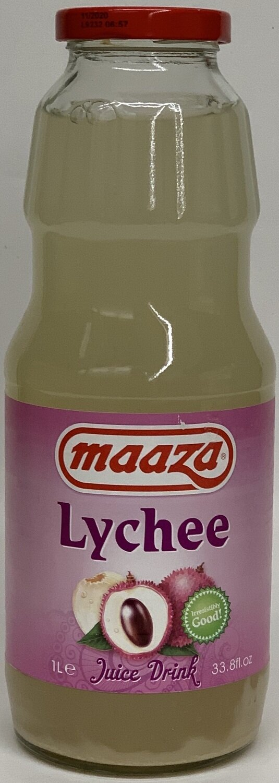 Maaza - LycheeBottle (1lt)