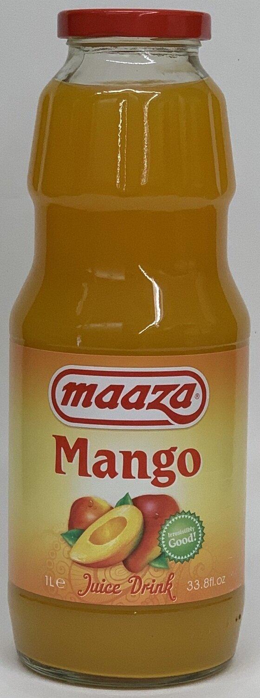Maaza - Mango Bottle (1lt)