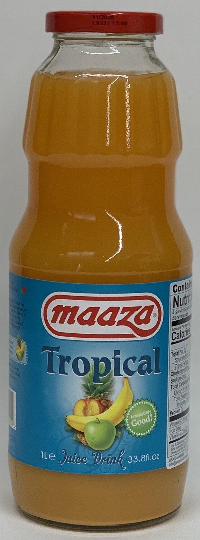 Maaza - Tropical Bottle (1lt)