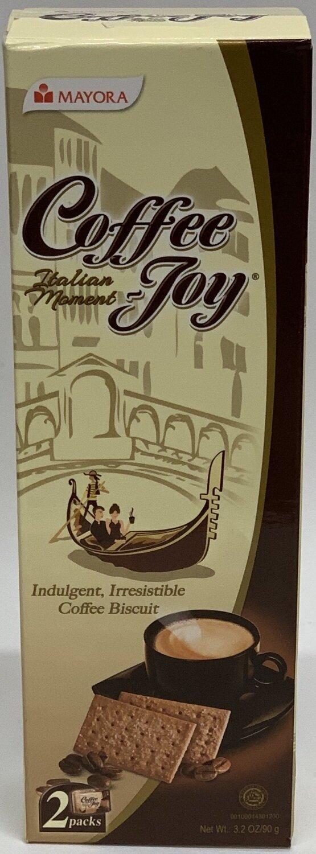 Mayora - Coffee Joy Bisc (90g)