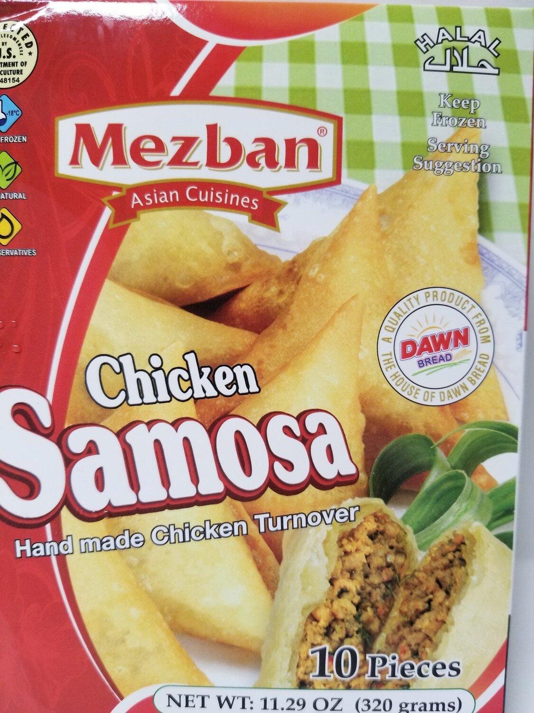 Mezban - Chicken Samosa (320gr)