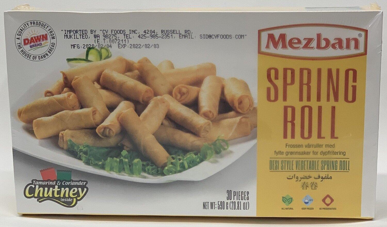 Mezban - Vege Spring Rolls (300gr)
