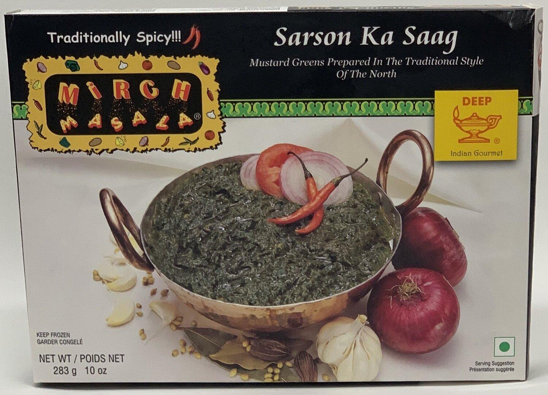 Mirch Masala - Sarson Ka Saag (10oz)