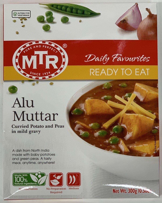 MTR - Aloo Matar (300gr)