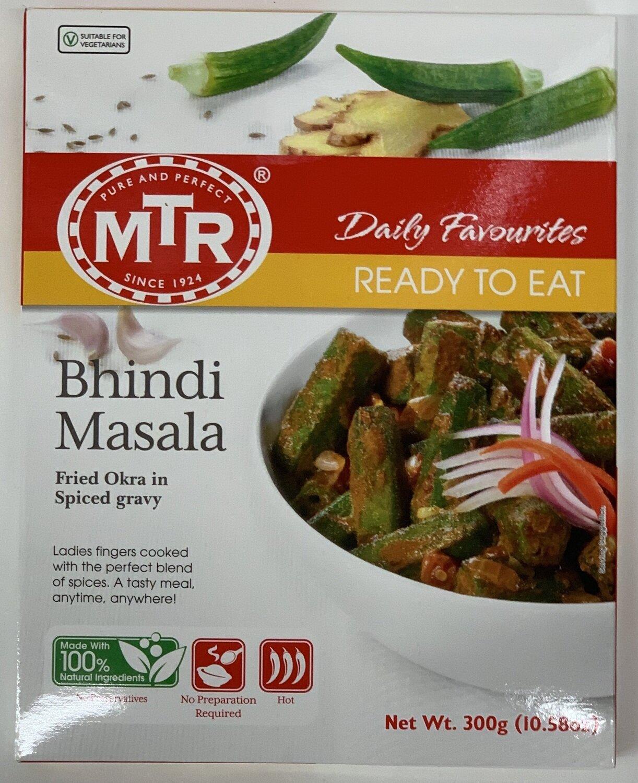 MTR - Bhindi Masala (300gr)