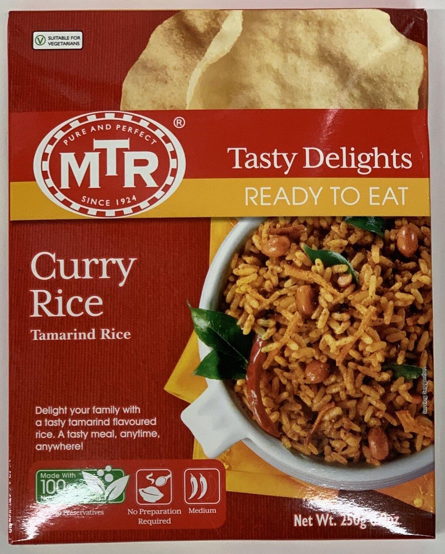 MTR - Curry Rice (300gr)
