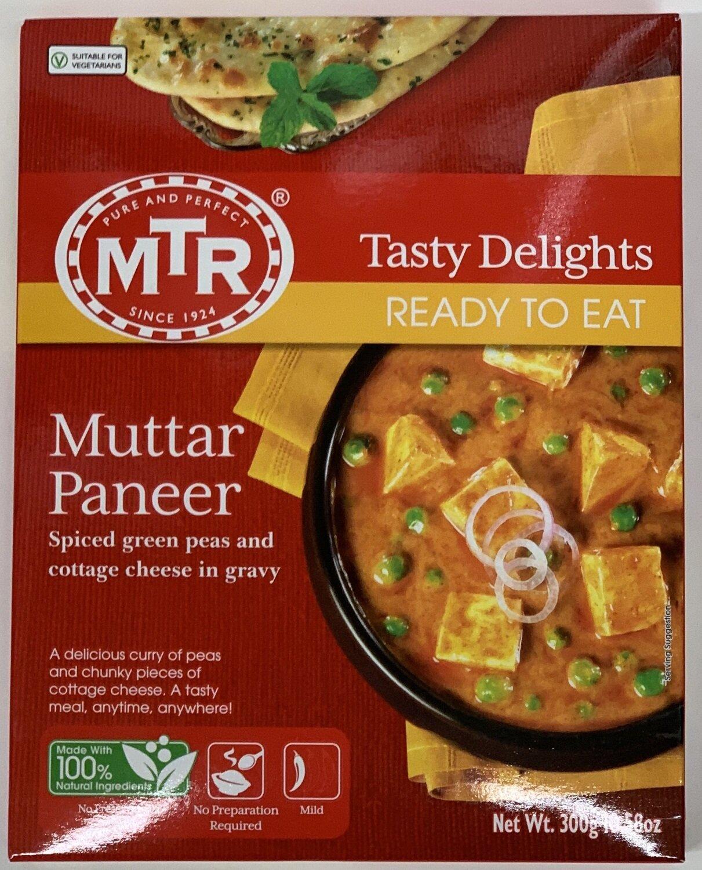 MTR - Mutter Paneer  (300gr)