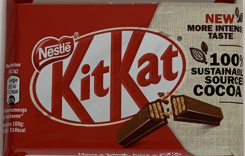 Nestle - Kit Kat Chocolate (40gr)