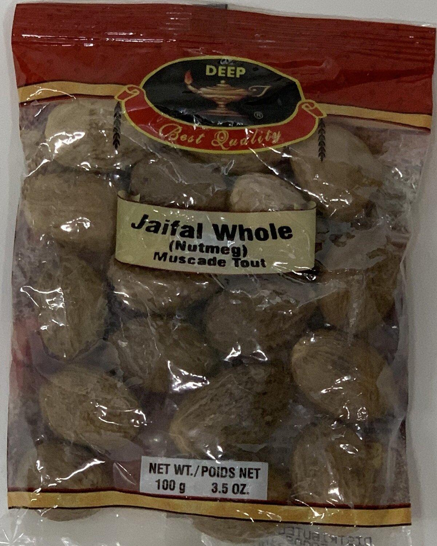 Deep Nutmeg Jaifal Whole (100gr)