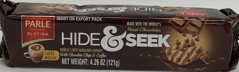 Parle - Hide & Seek Caffe Mocha (121gr)